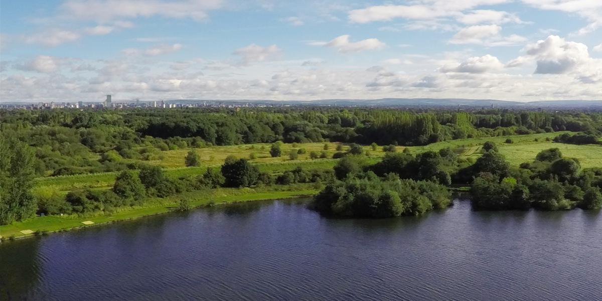 sale-water-park drone